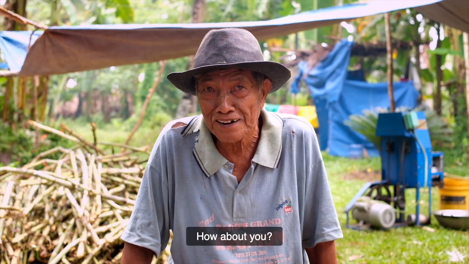 Sharing Community in the Philippines - Bayanihan