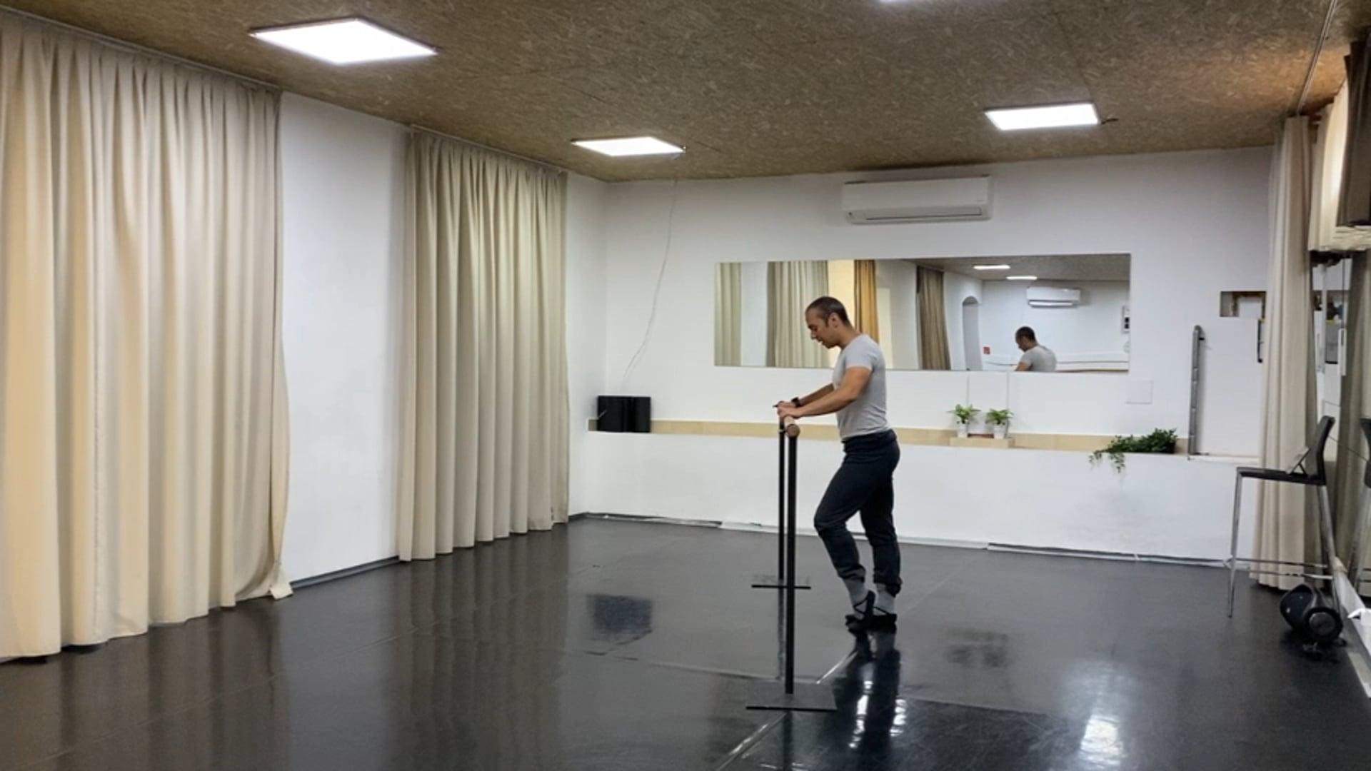 Balett Kezdő 1. rész