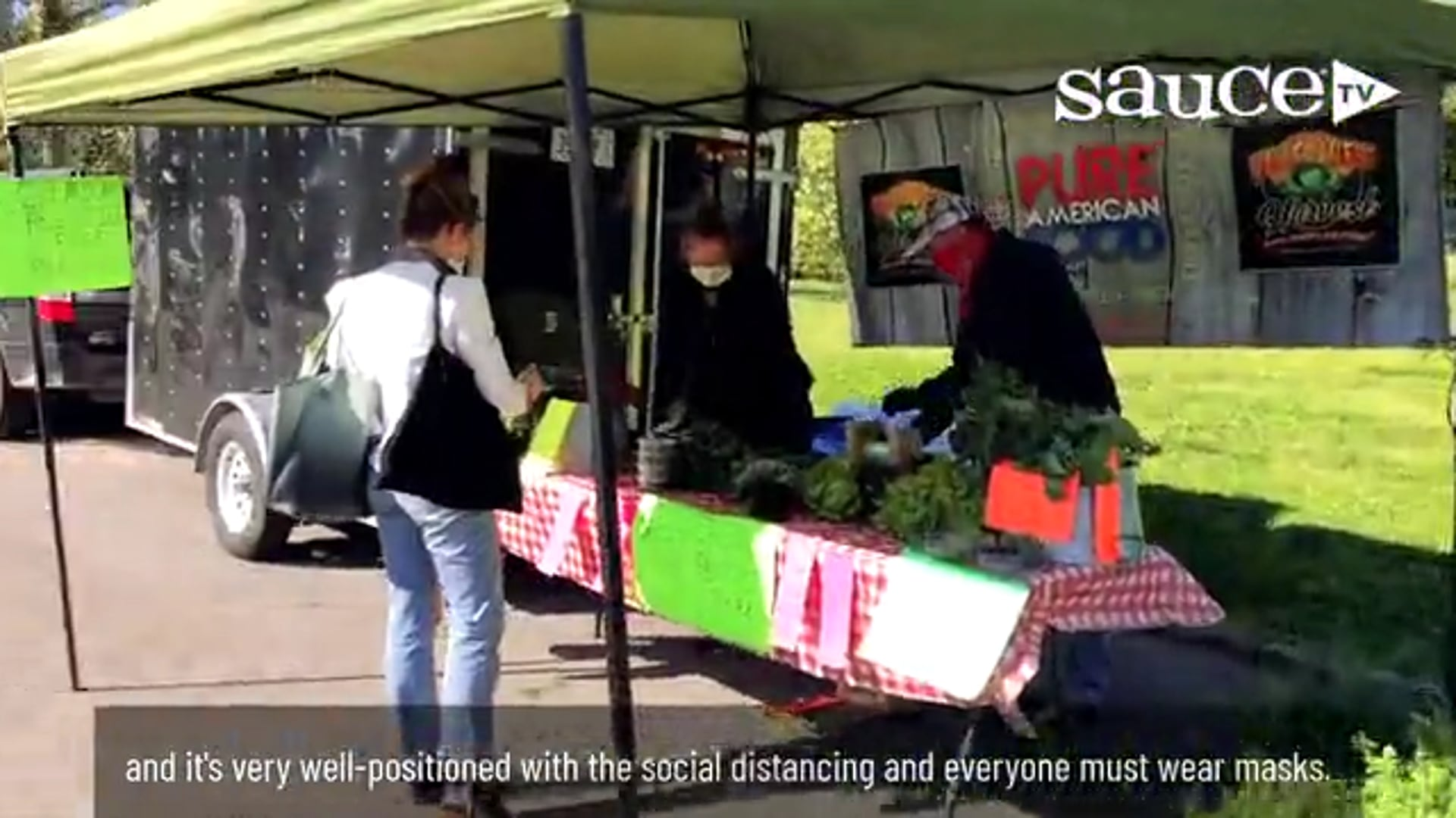 TG Farmers Market reopens