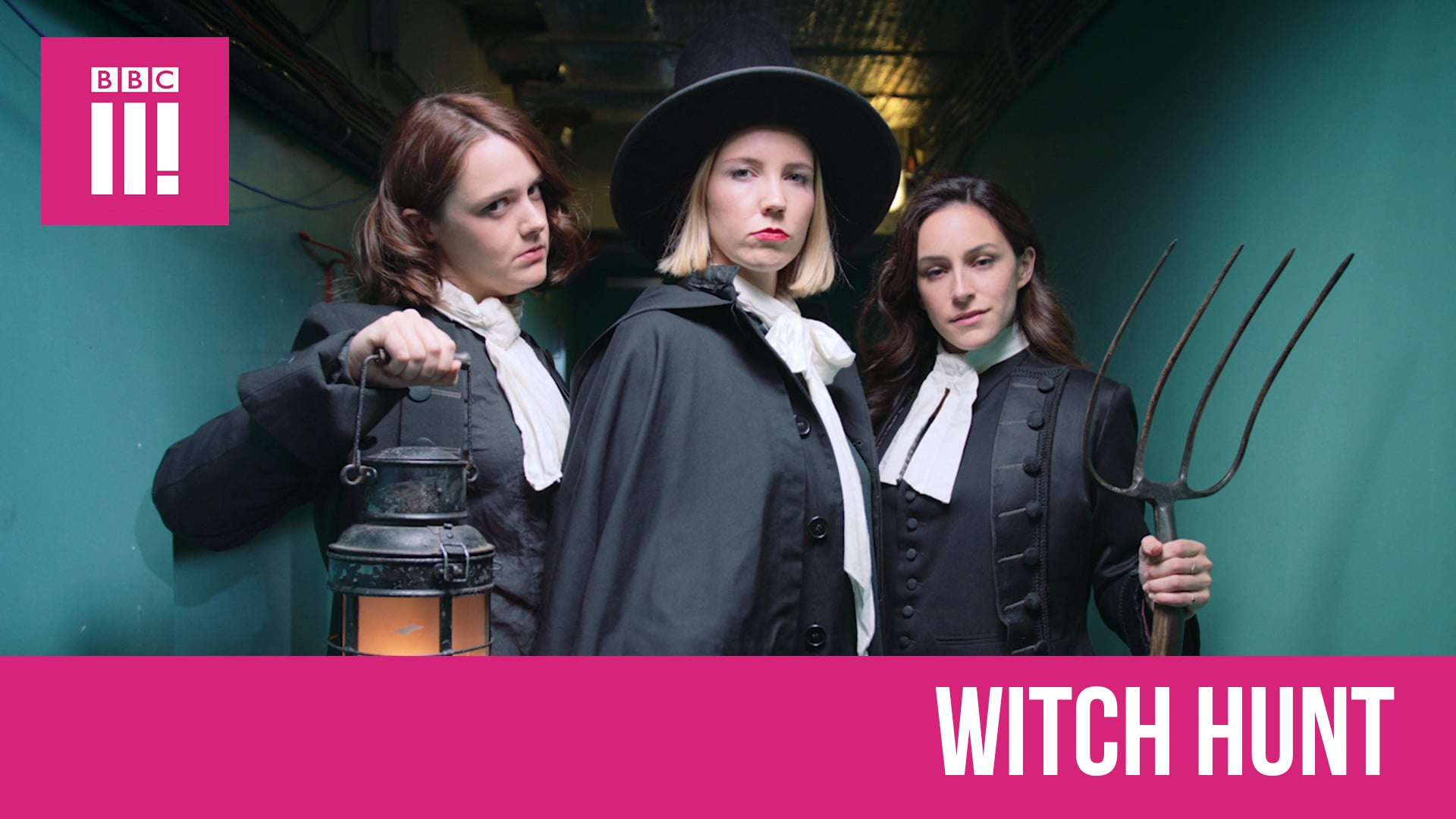 Witch Hunt - BBC Three