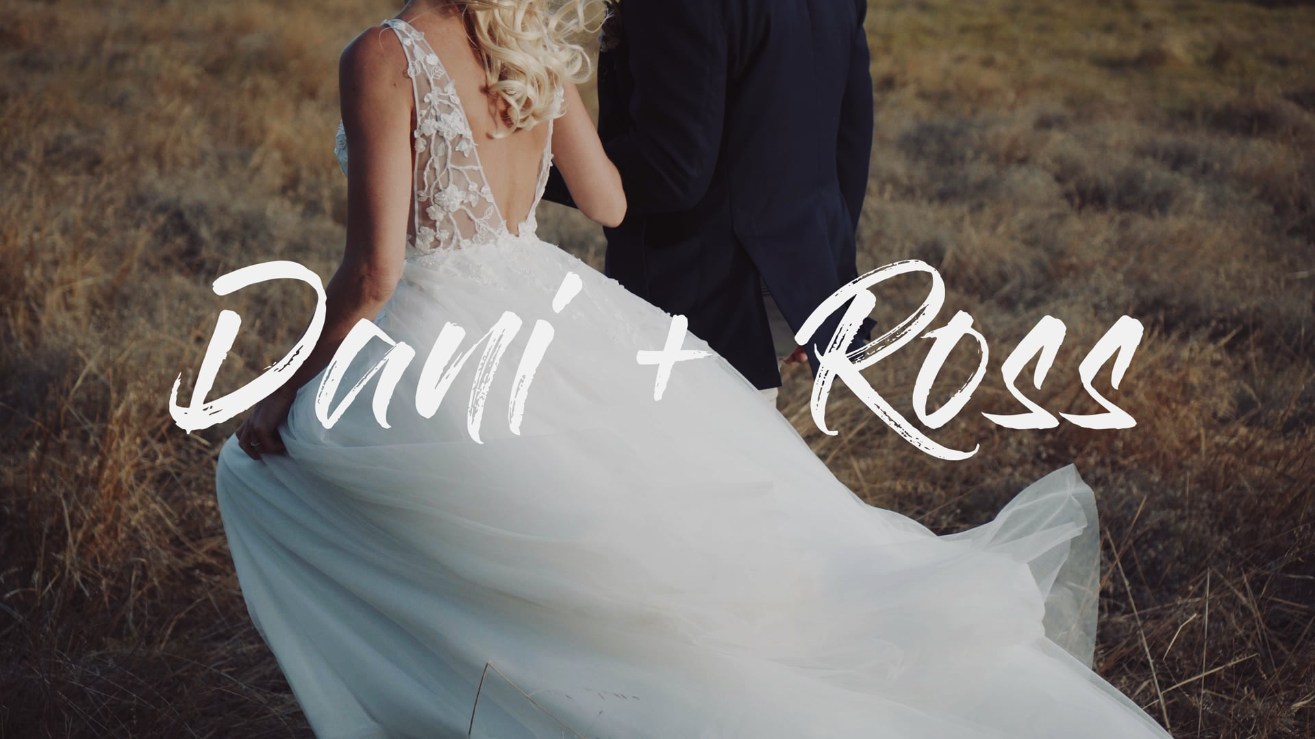 Dani + Ross - Cinematic FIlm