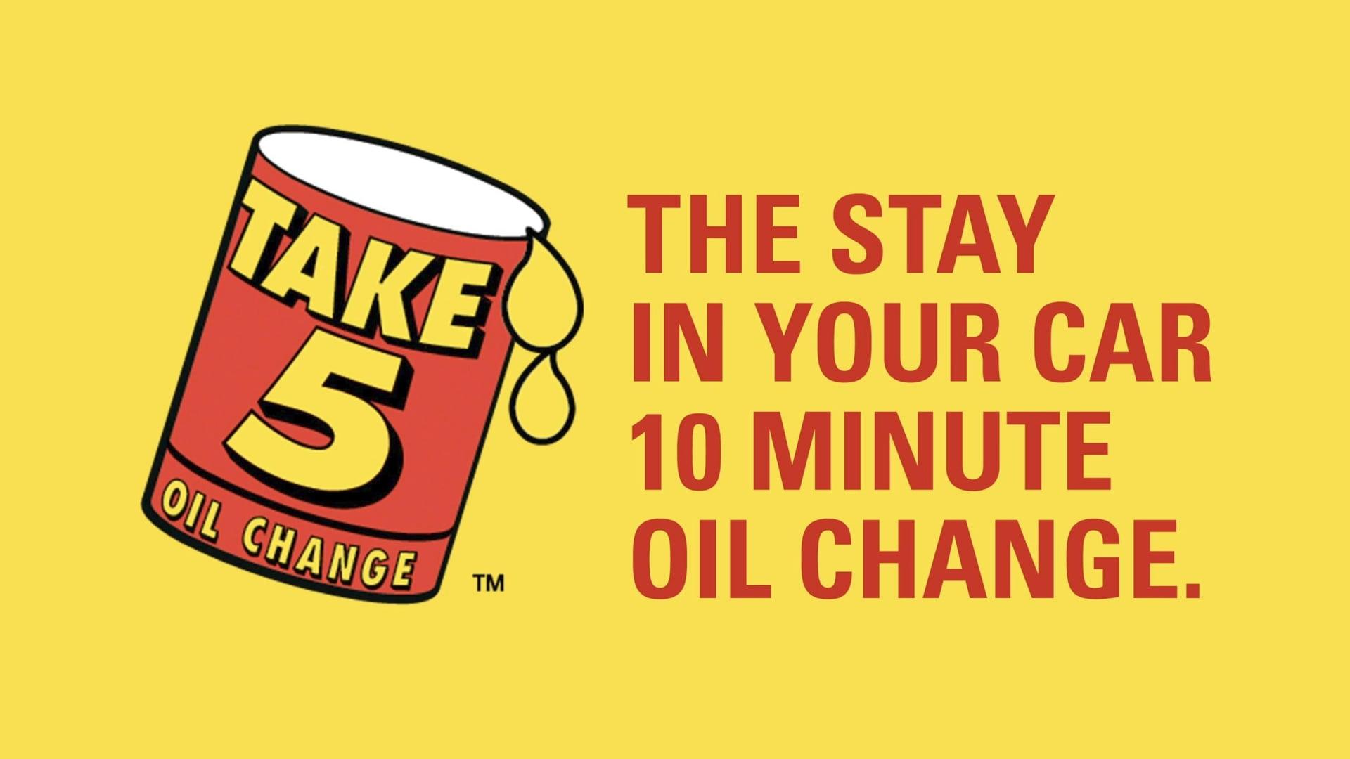 Take 5   Don't Shake On It