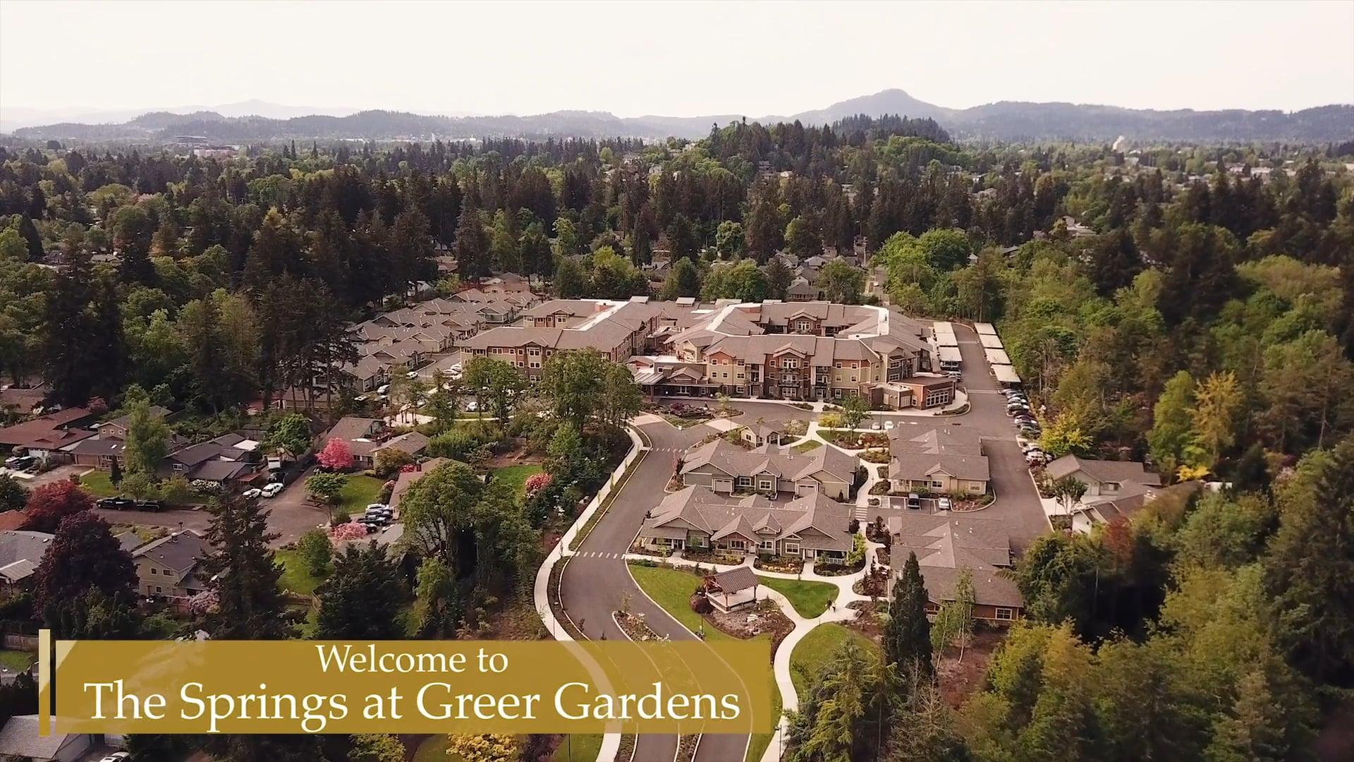 The Springs at Greer Gardens