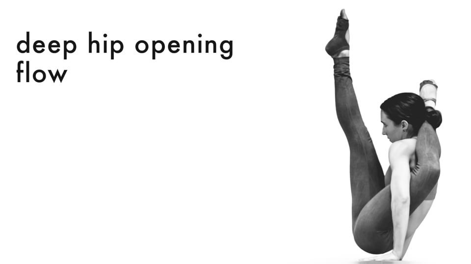 Hip Openers & Arm Balances 6