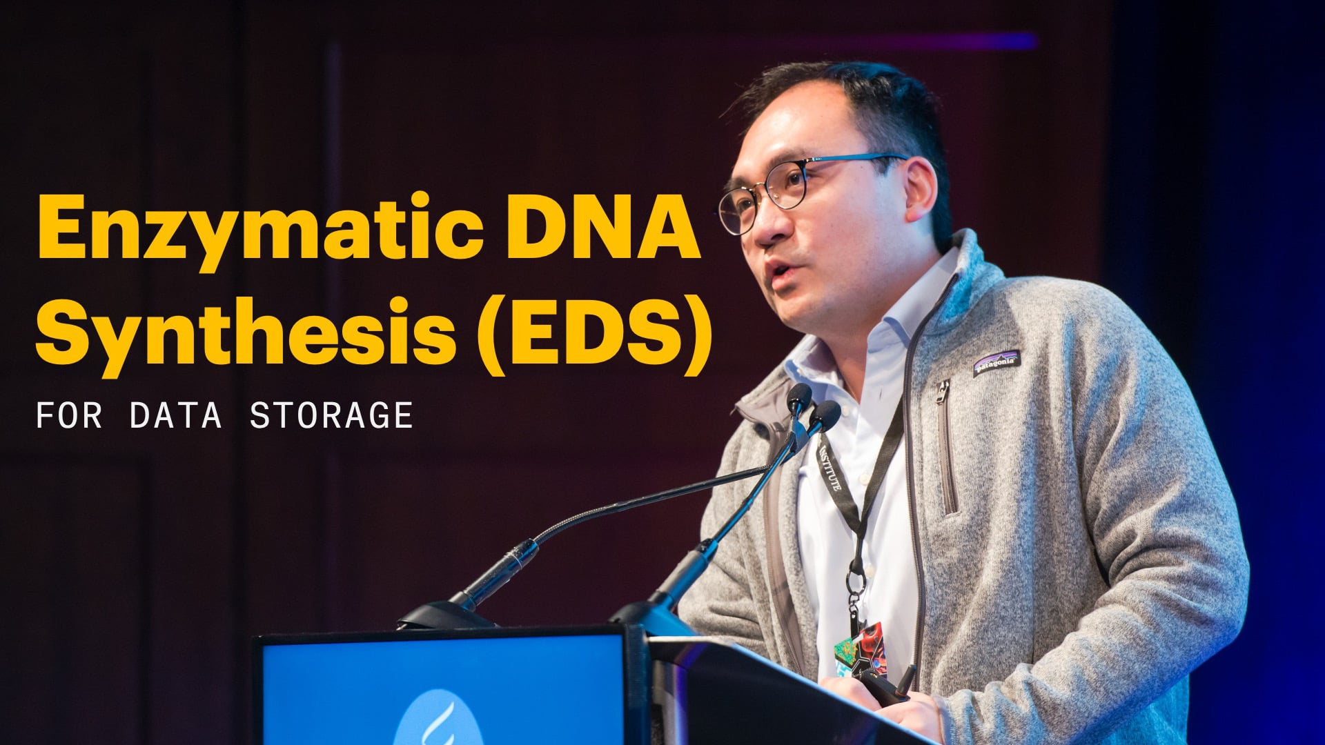 Enzymatic DNA Synthesis (EDS) for Data Storage