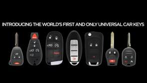 Nissan Universal Smart Key