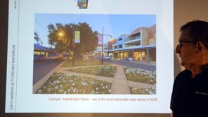 Video Presentation of DRAFT Coffs Jetty Strip Streetscape Plan
