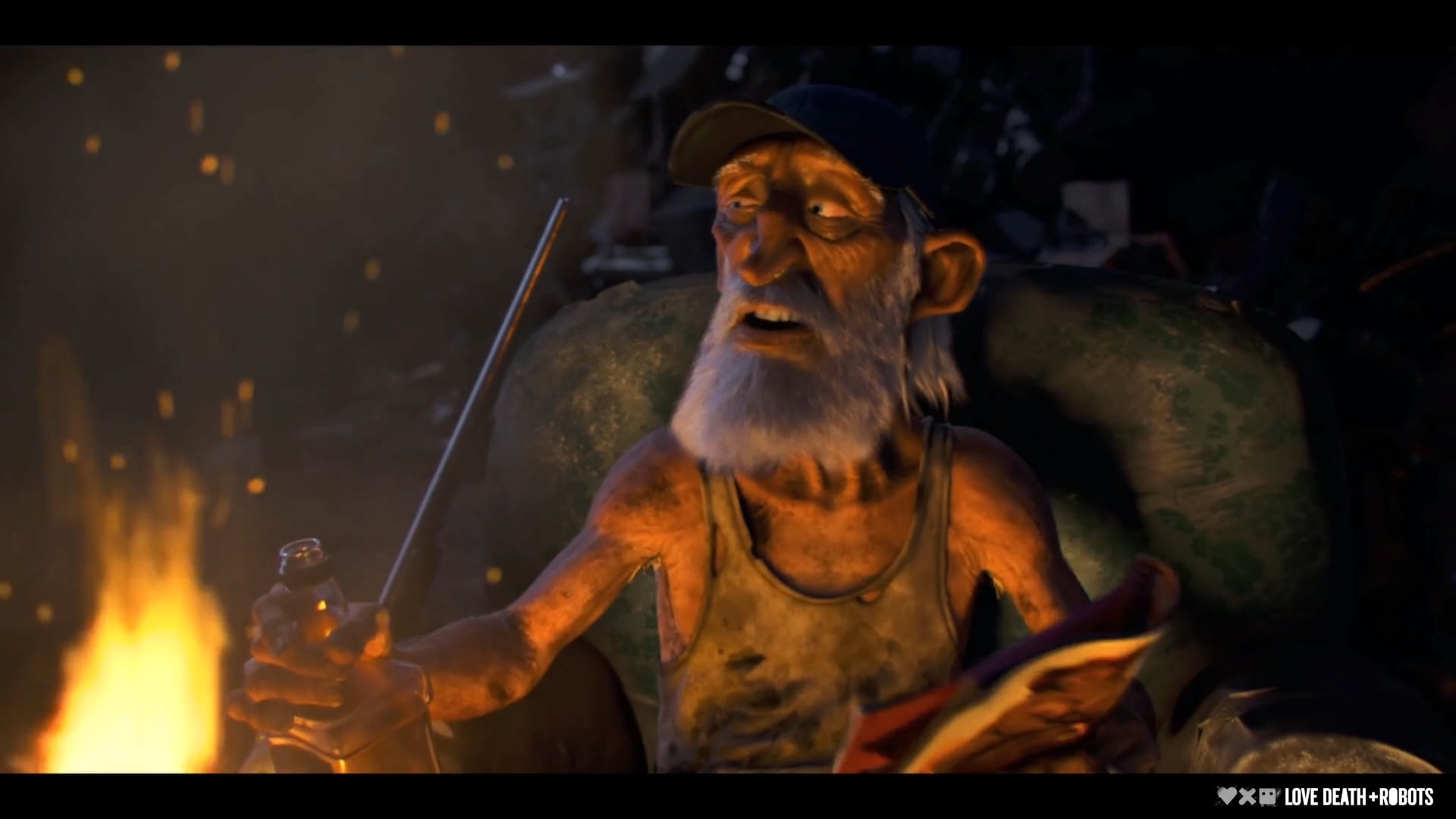 Animation reel 2019