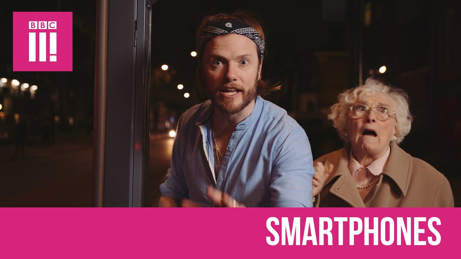 Smartphones - BBC Three