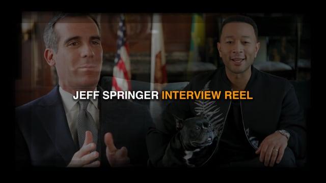 INTERVIEW REEL - Jeff Springer