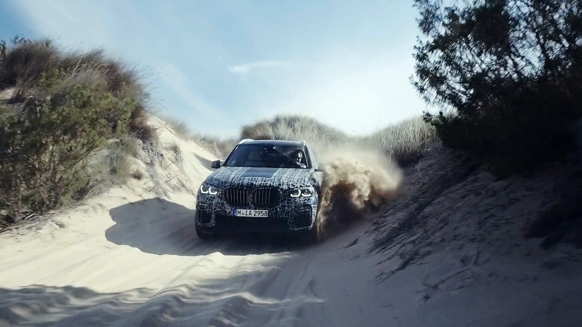 BMW X5 Trailer