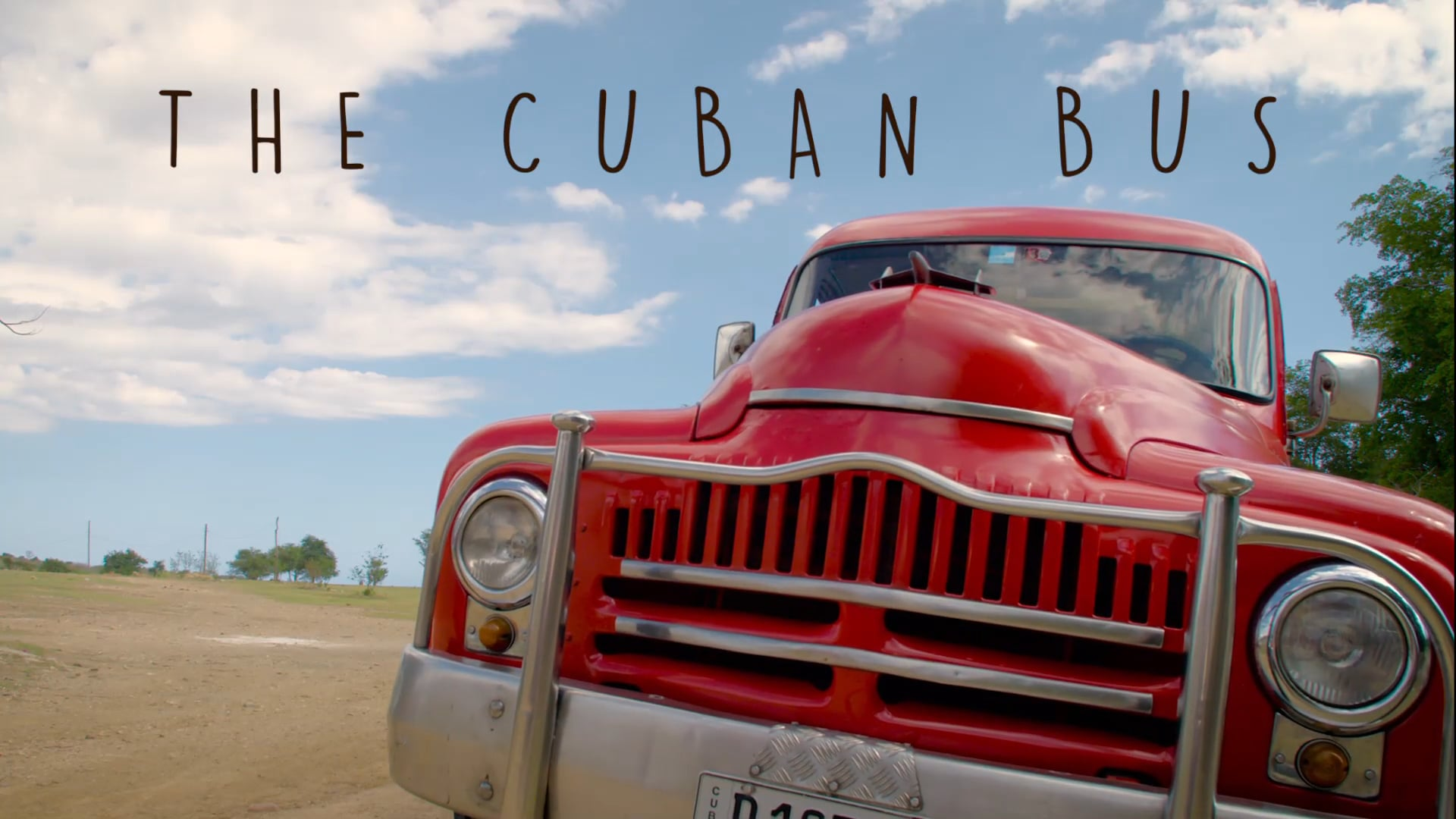 The Cuban Bus - Trailer