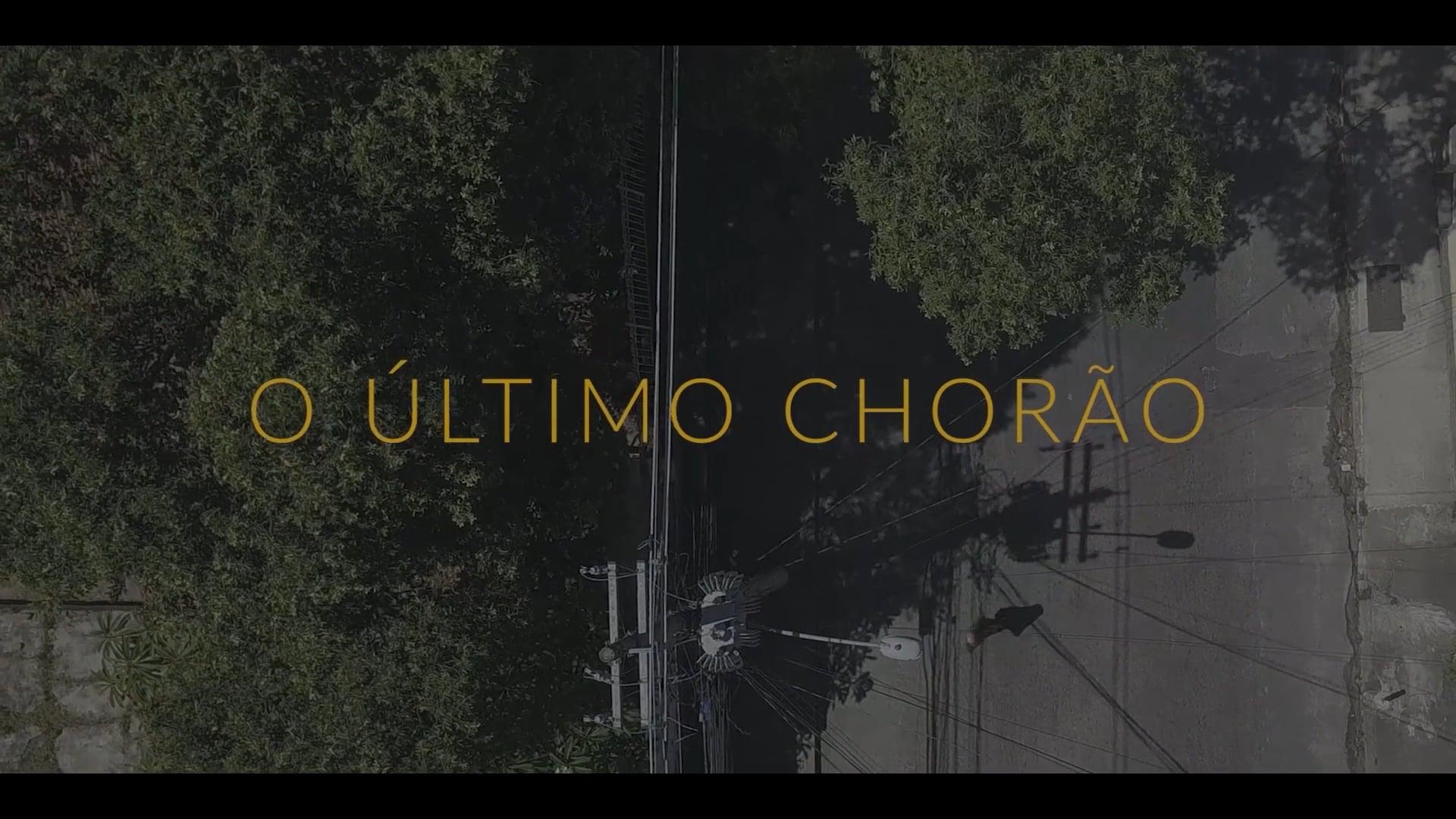 Trailer 'O Último Chorão' de Ricardo do Carmo