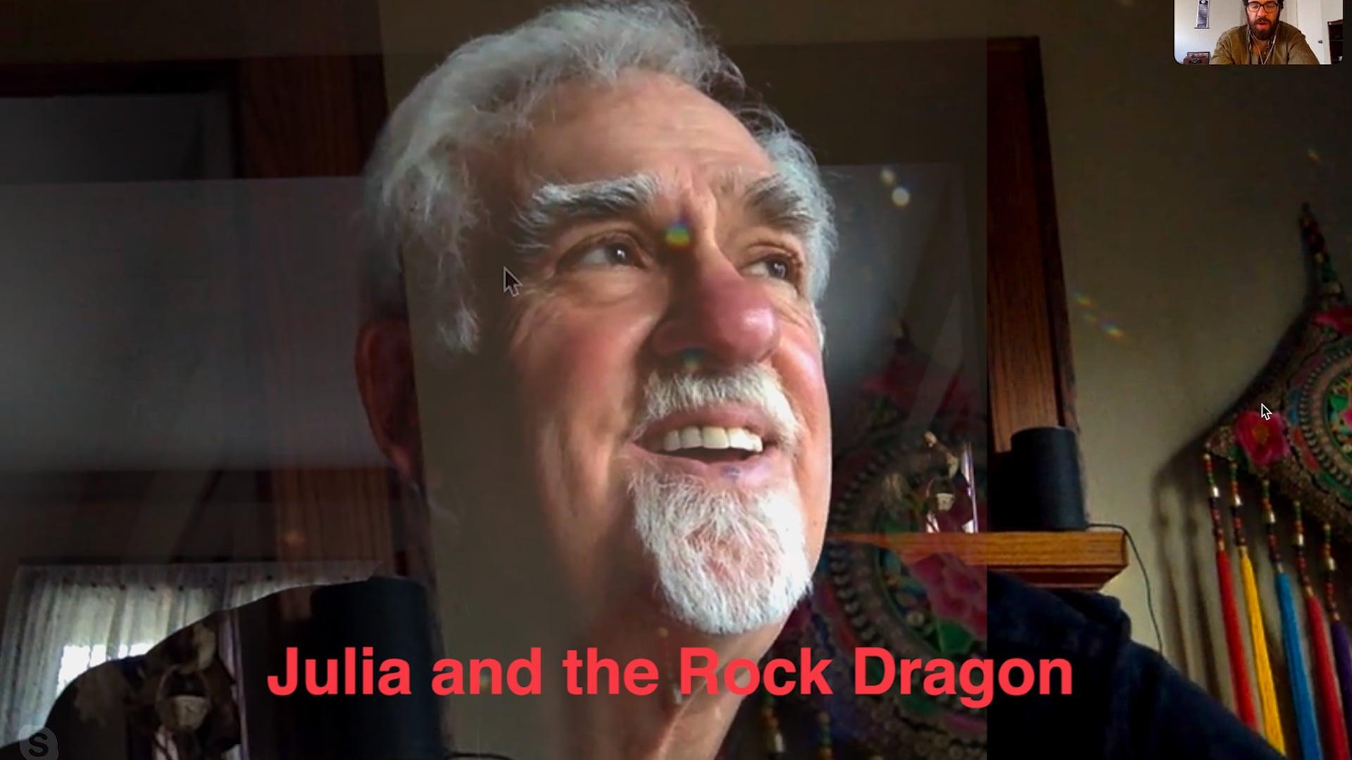 Julia and the Rock Dragon (Doc Hybrid Short)
