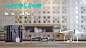 Lifeline Drone