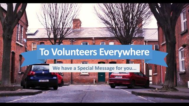 To Volunteers Everywhere