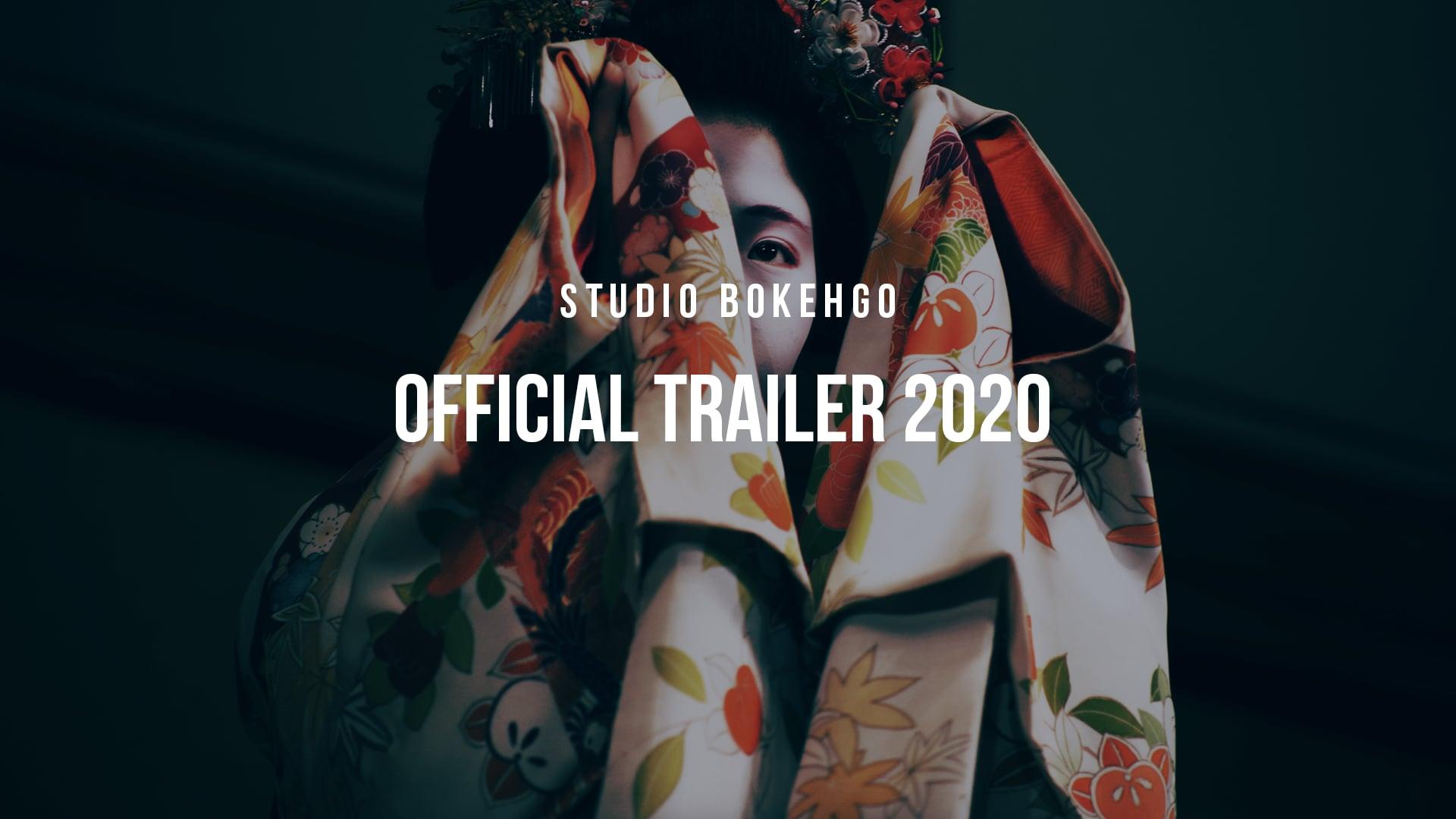 The Studio Bokehgo Official Trailer 2020