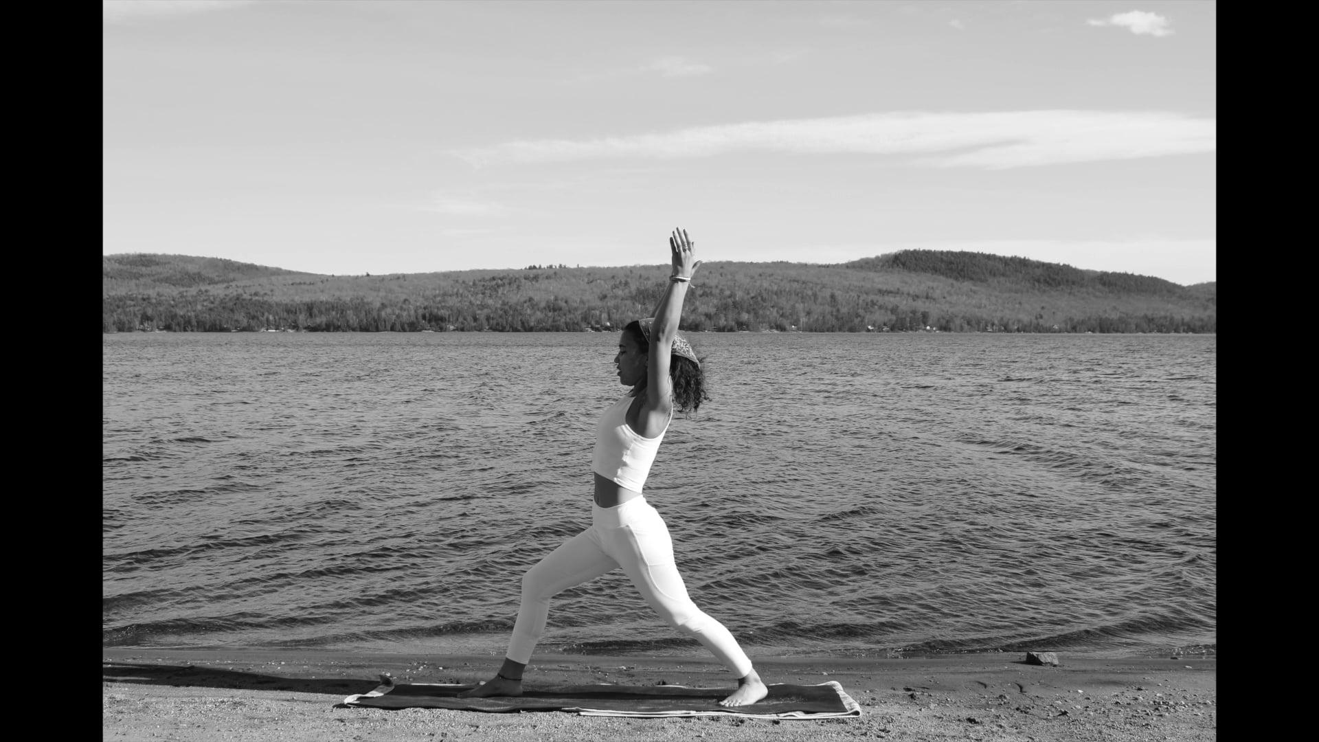 """Yoga and Meditation"" - Loretta Harvey"