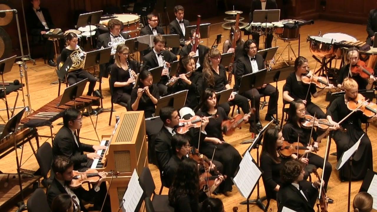 Ginastera Harp Concerto: Yolanda Kondonassis