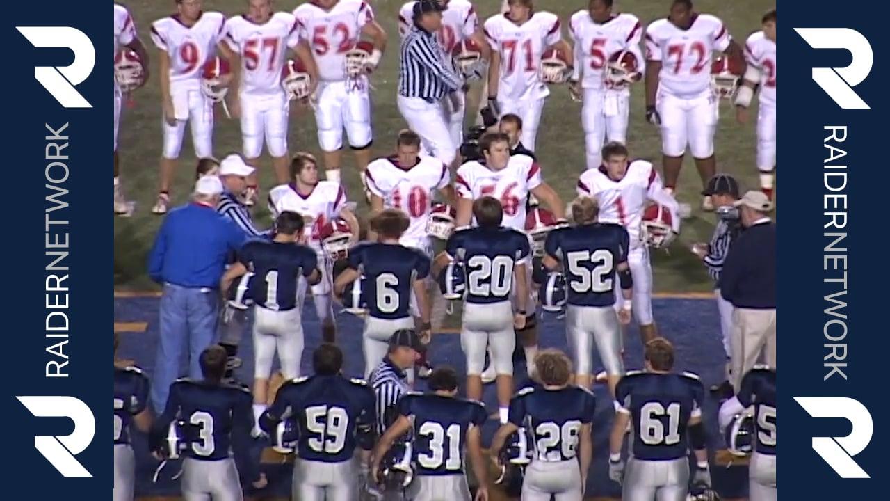 Varsity Football-2009-Game 13-Jackson Prep