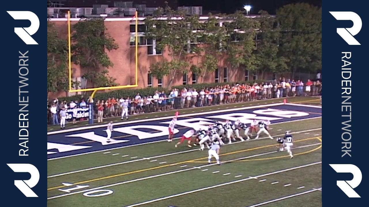 Varsity Football-2009-Game 6-Jackson Prep