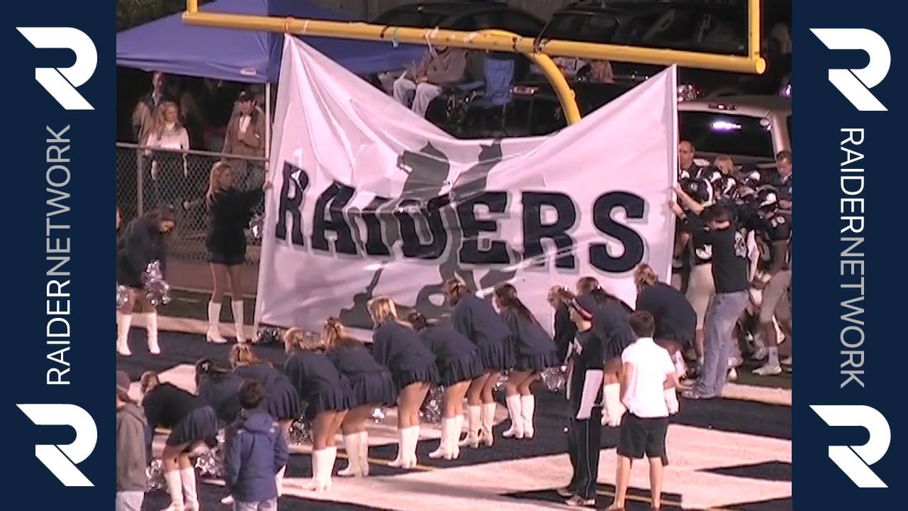 Varsity Football-2009-Game 9-Washington School