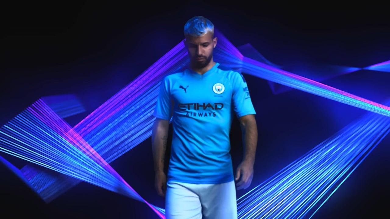 Man City x Puma