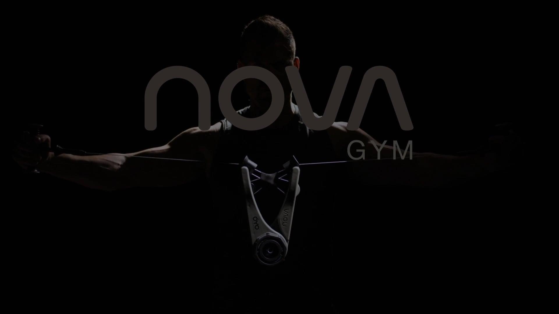 OYO NOVA Gym Top Ten Exercises