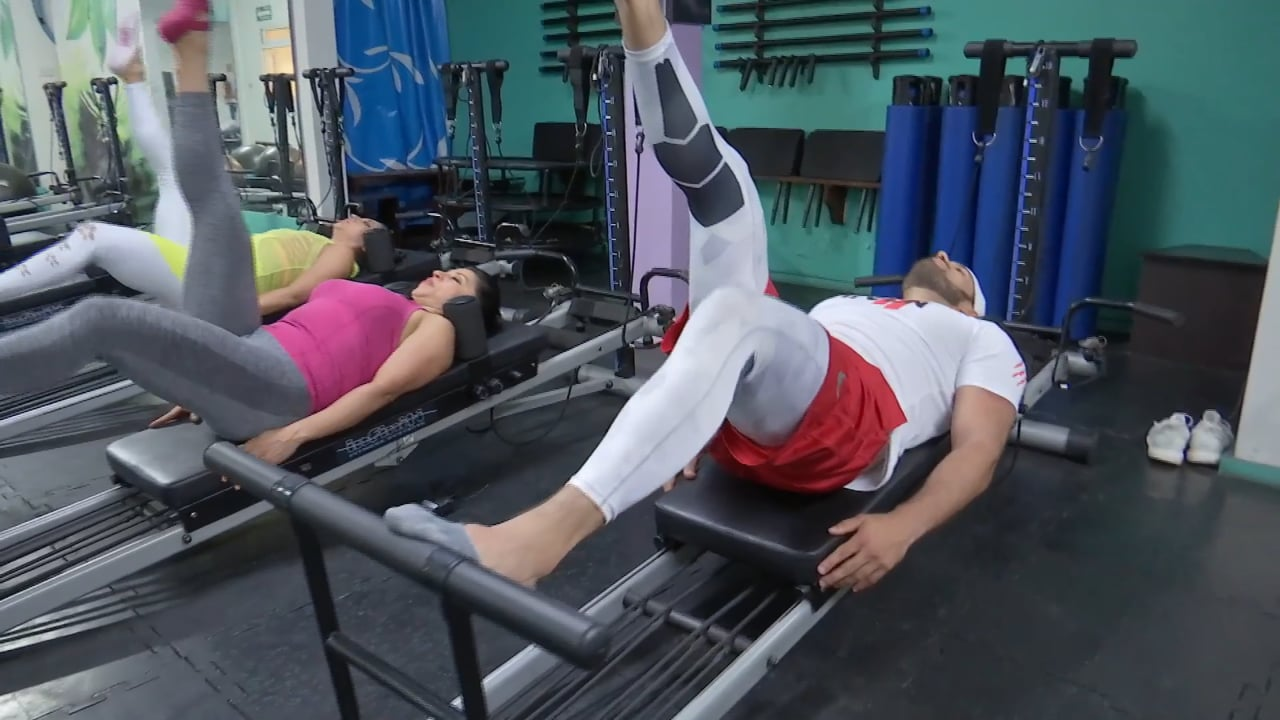 Pilates y GoFlo
