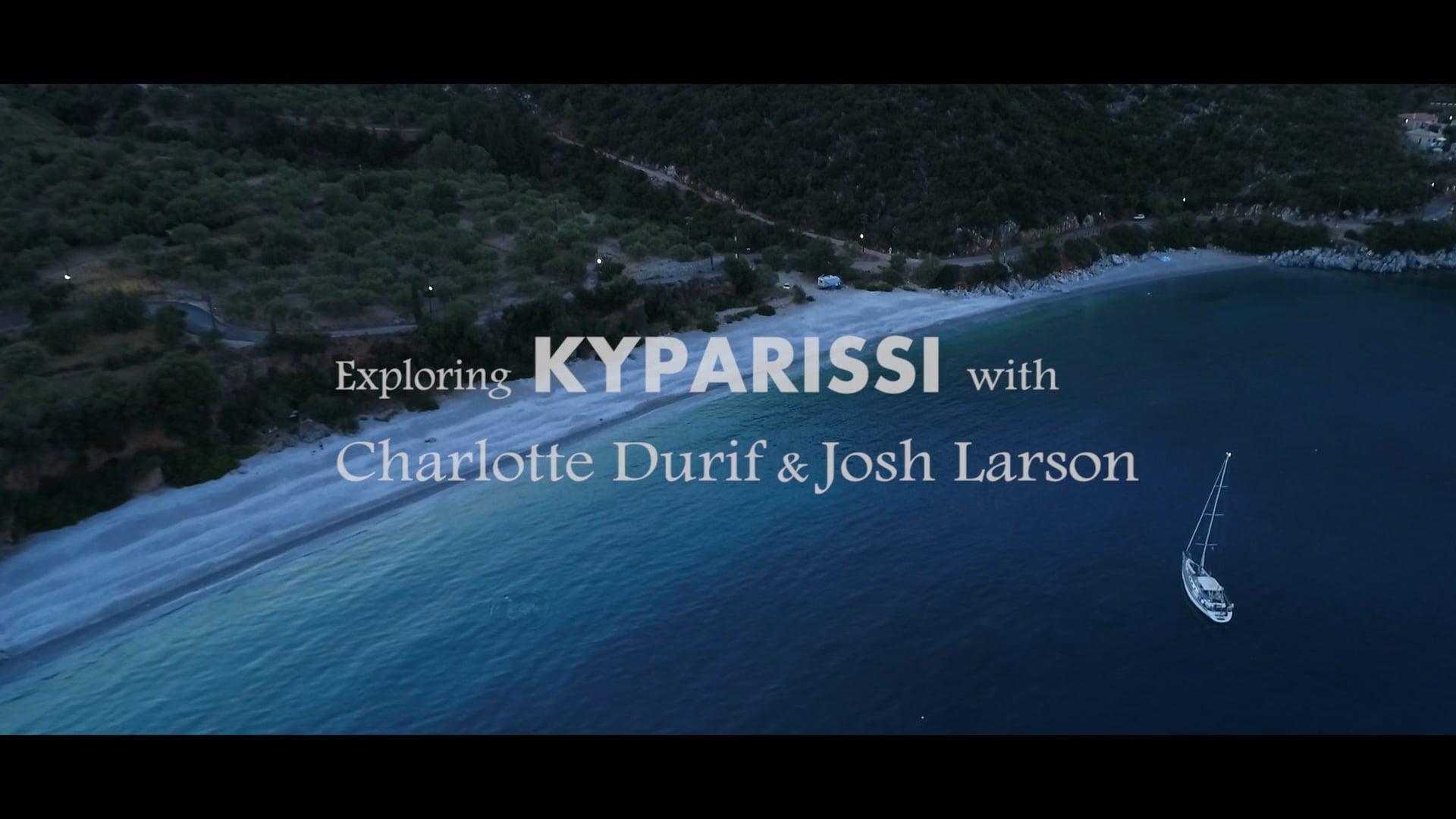 Destination Kyparissi