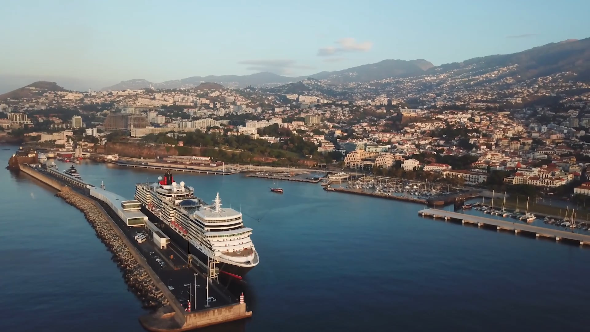 Cunard Cruises - Stepping Stone Media