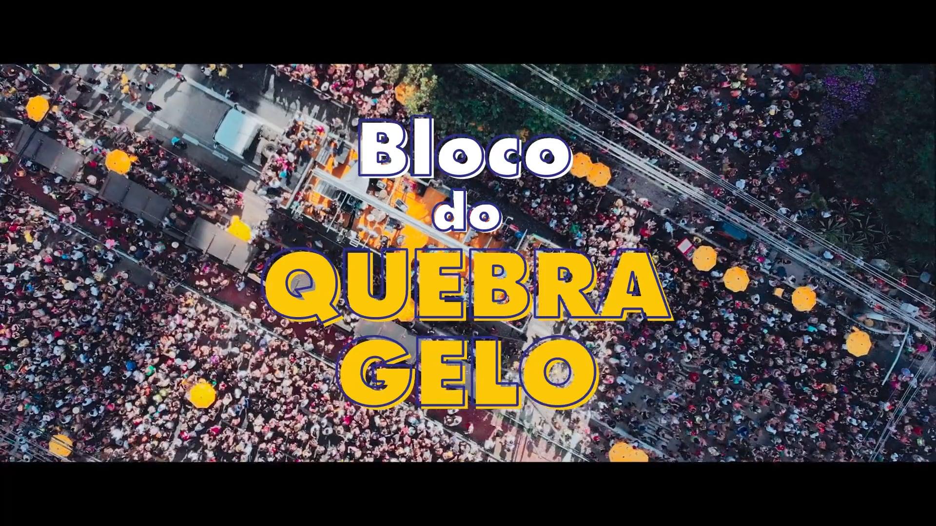 MENTOS | BLOCO DO QUEBRA GELO