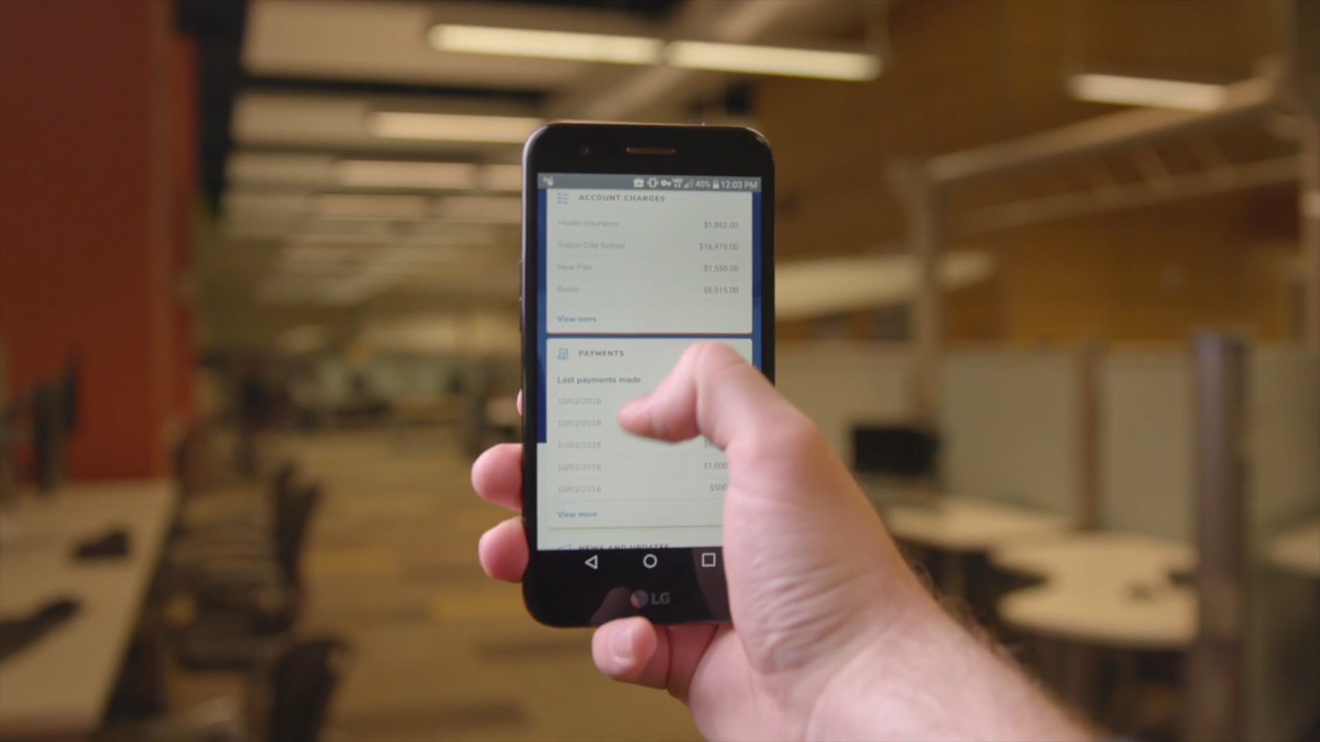 Simplified Payments at Millersville University