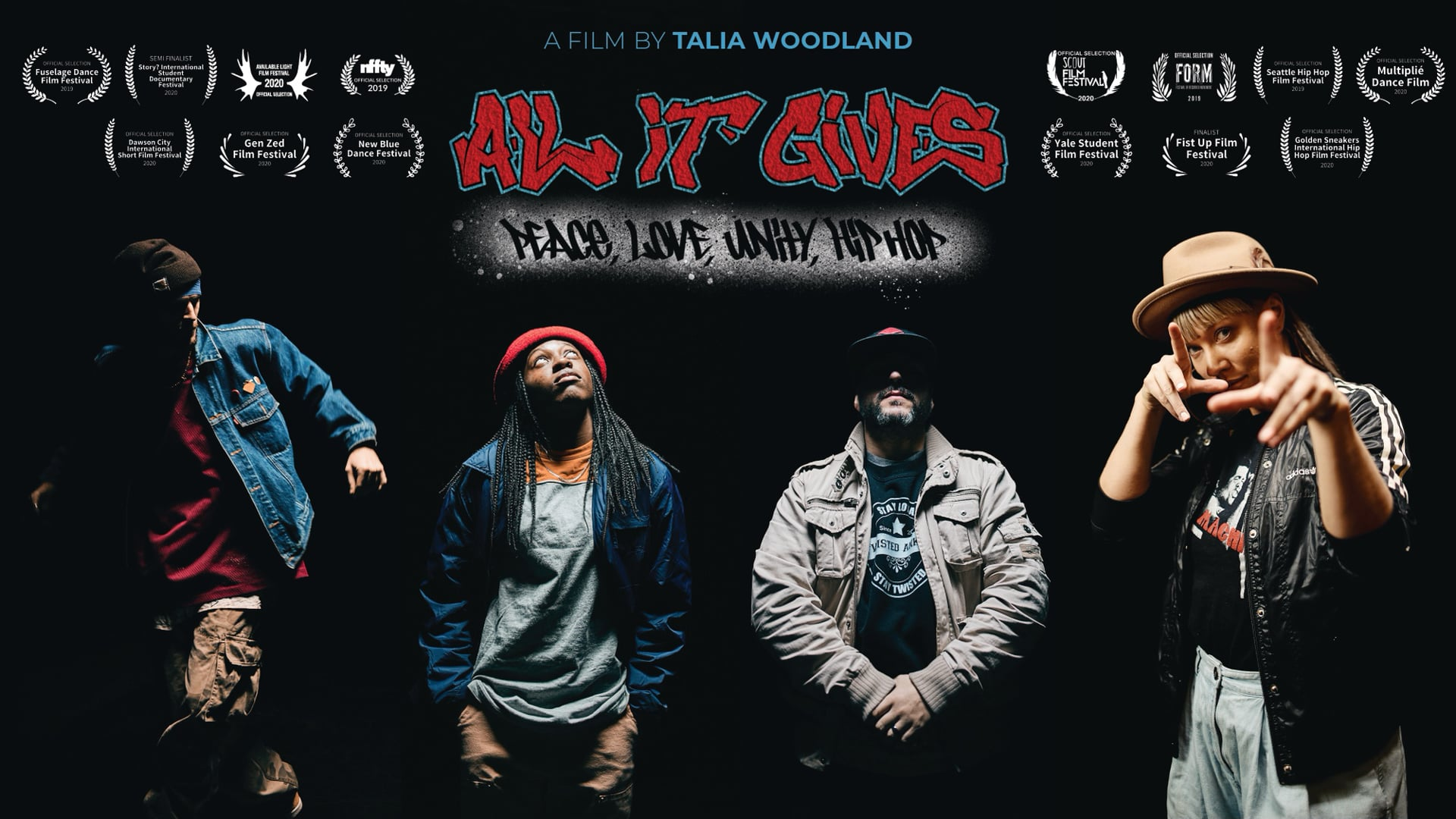 ALL IT GIVES Official Trailer