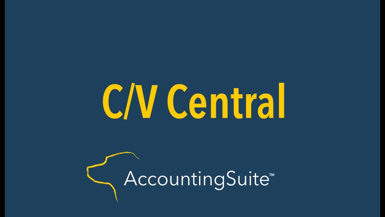 CV Central