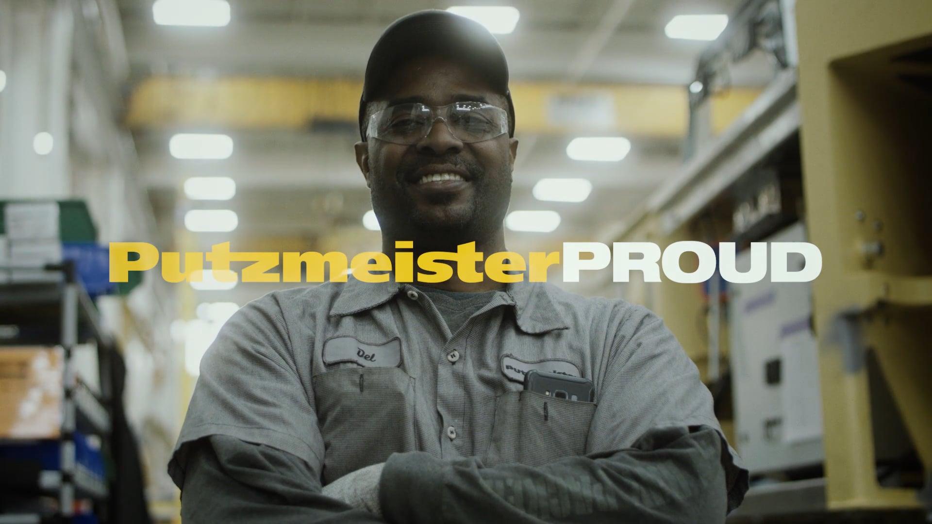 Putzmeister Proud - Del's Story