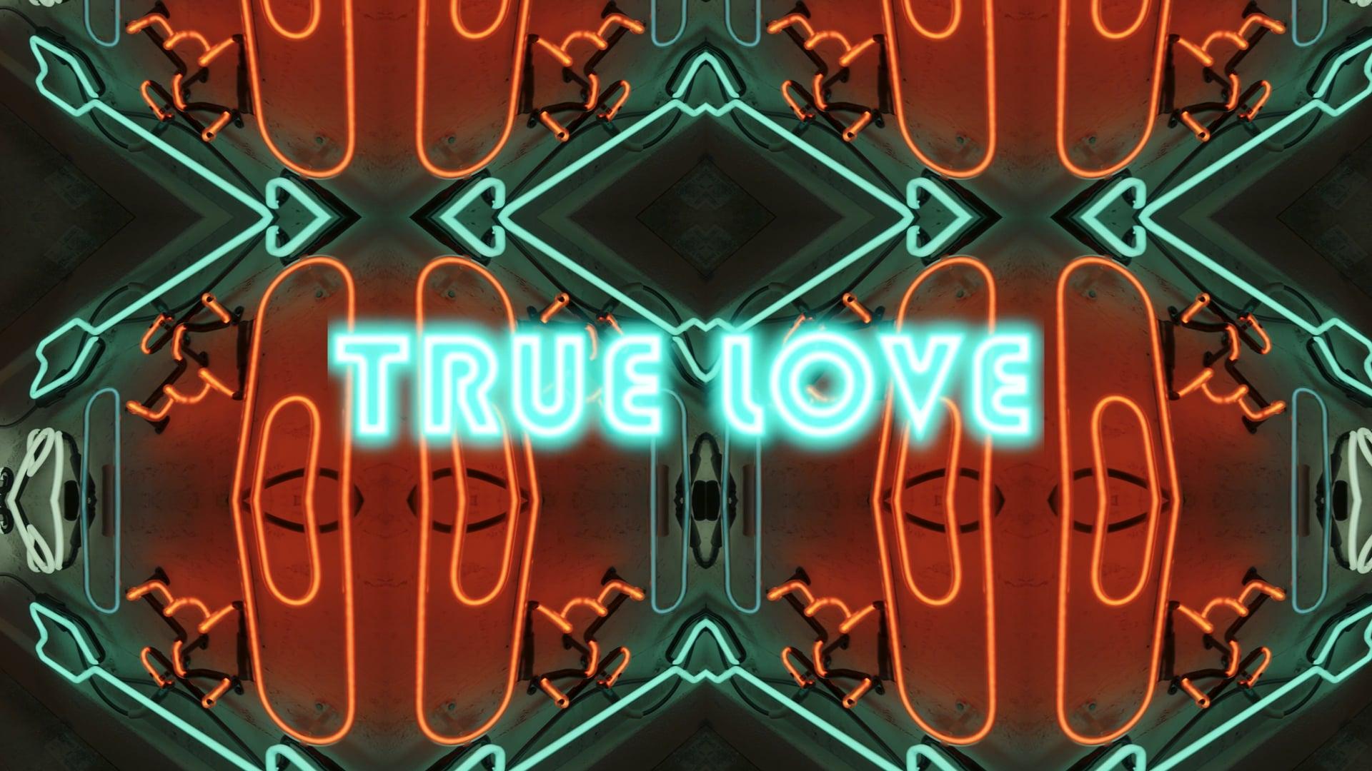True Love Neon