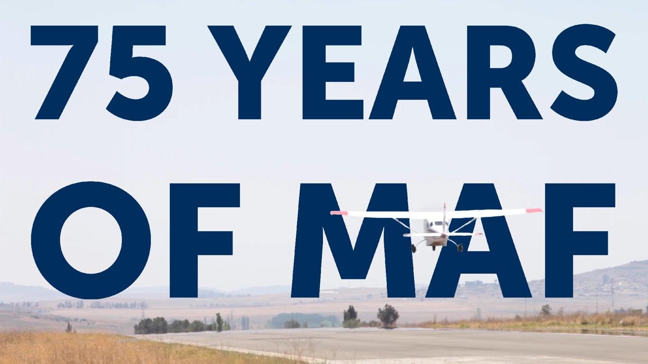 75 Years of MAF