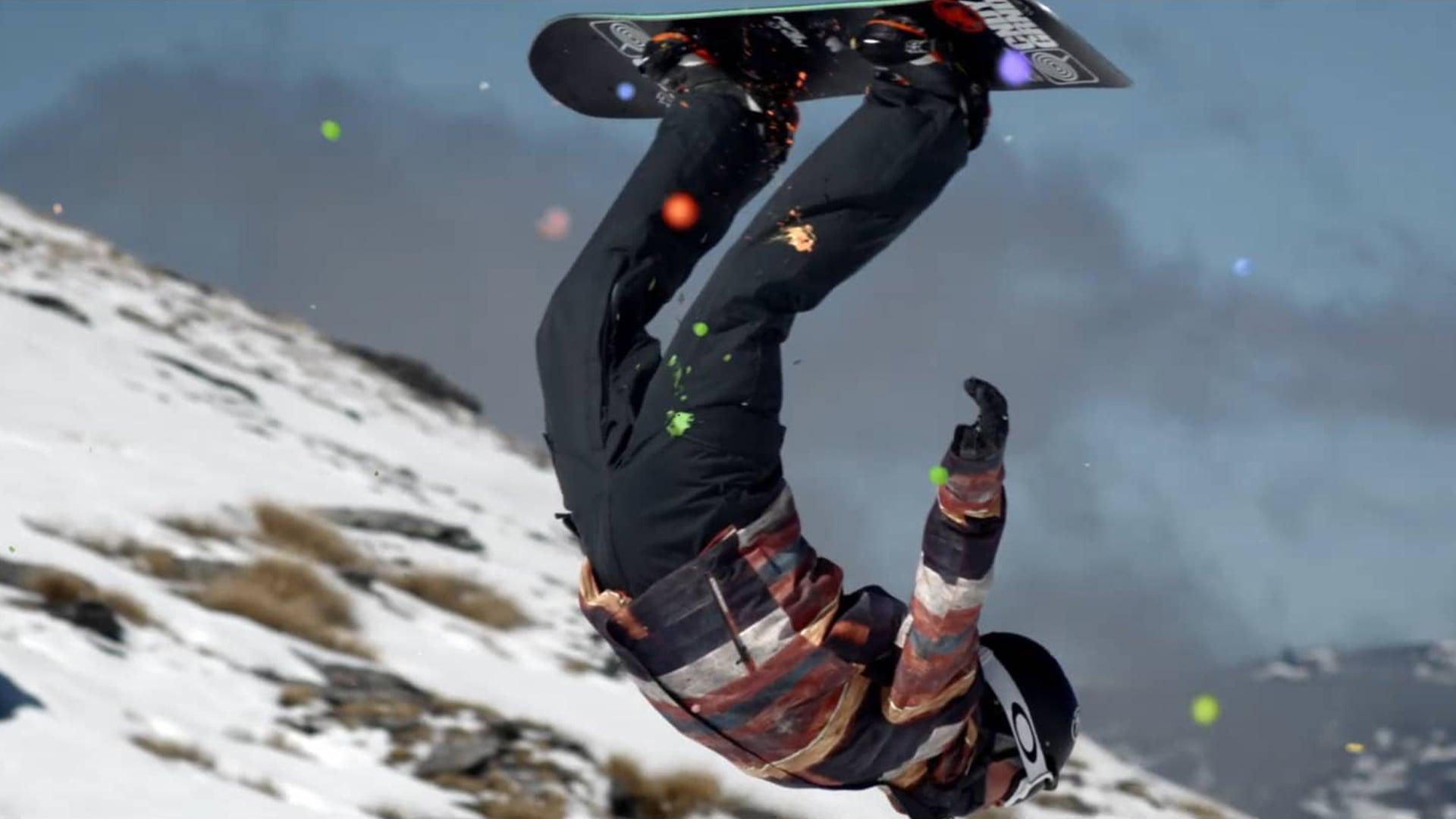 RYAN HERON | ICEBREAKER - Challenge