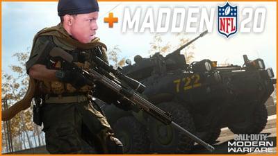 Madden Games + COD Customs w/ Ninjas! (Stream Replay)