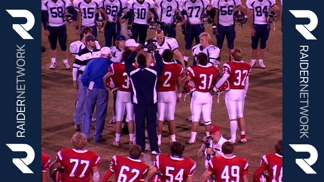 Varsity Football-2008-Game 11-Jackson Prep