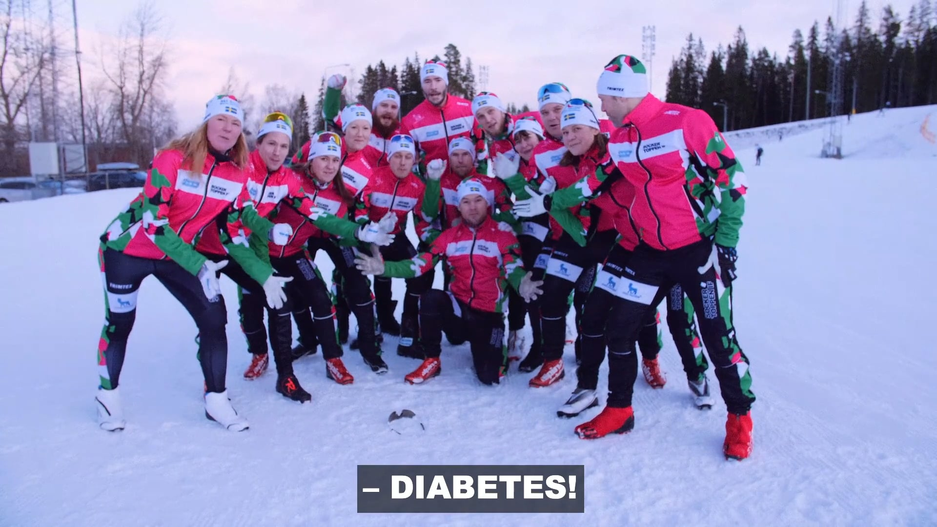 Ski Team Novo Nordisk - 2020