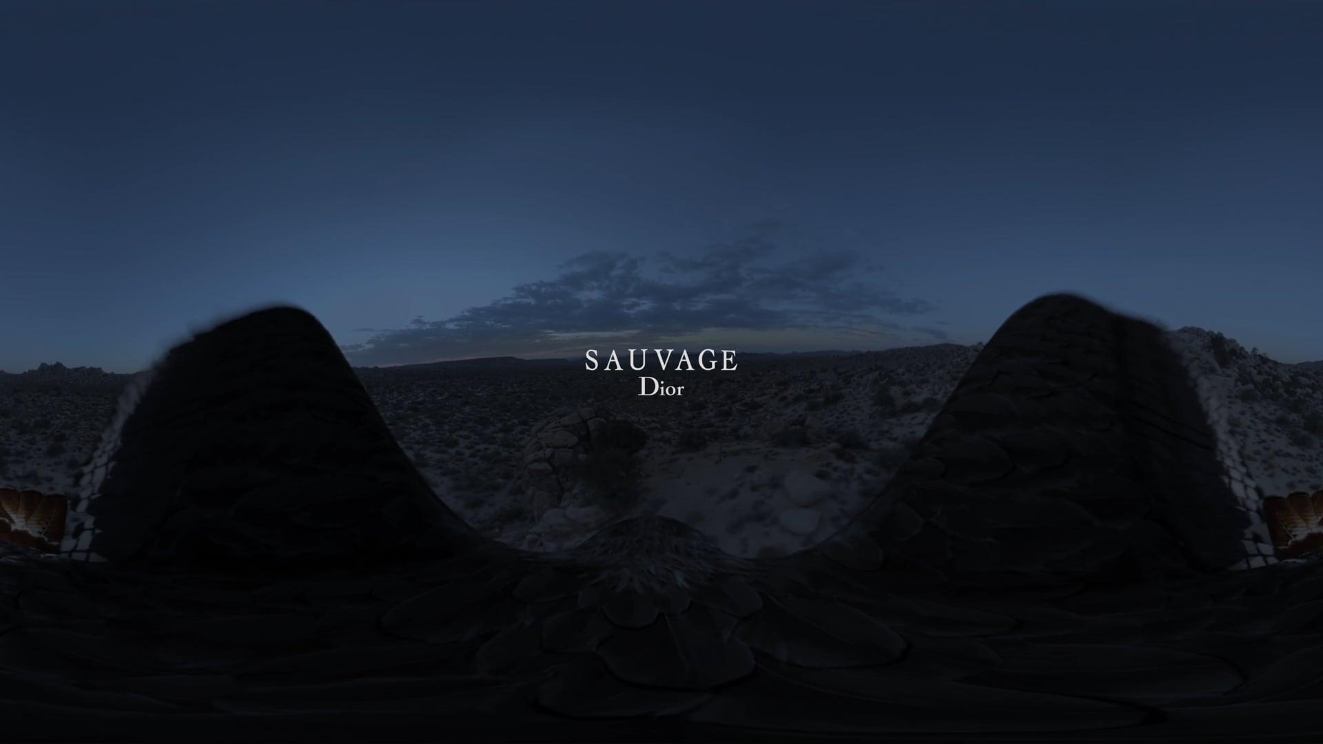 360 VR | Dior Sauvage