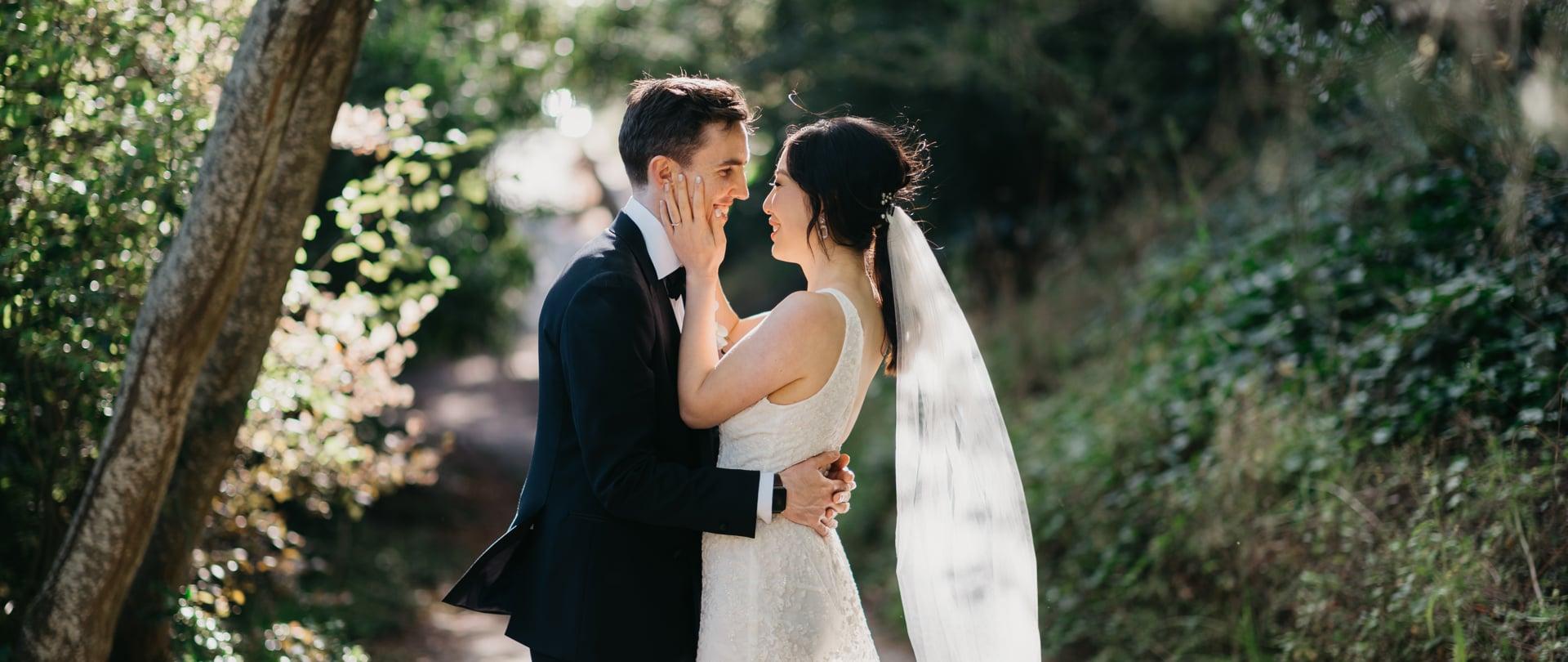 Shuyu & Hugh Wedding Video Filmed at Australia