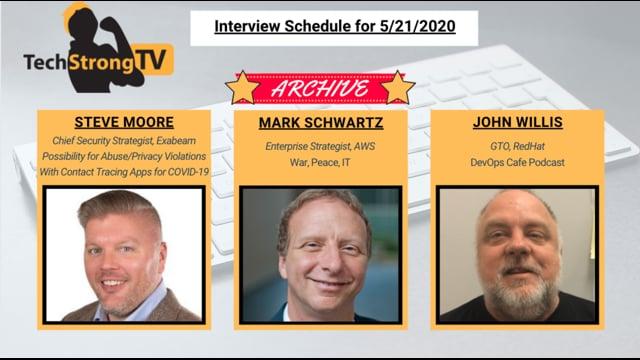 TechStrong TV - May 21, 2020