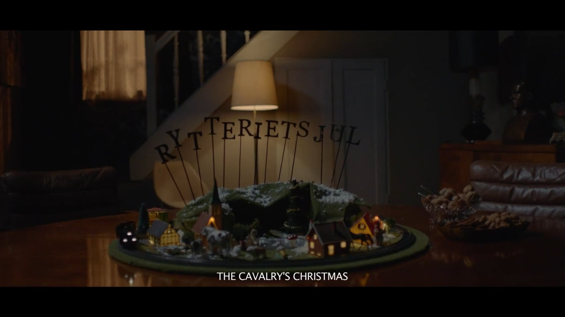 RYTTERIETS JUL (The Cavalry's Christmas) - Episode IV