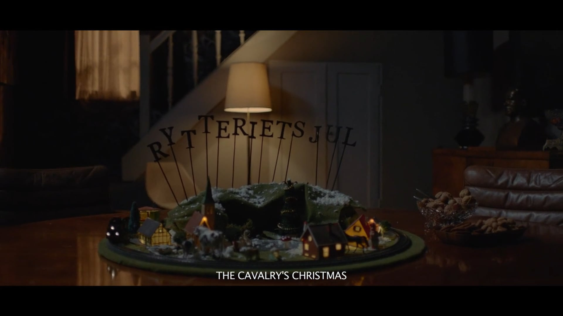RYTTERIETS JUL (The Cavalry's Christmas) - Episode I