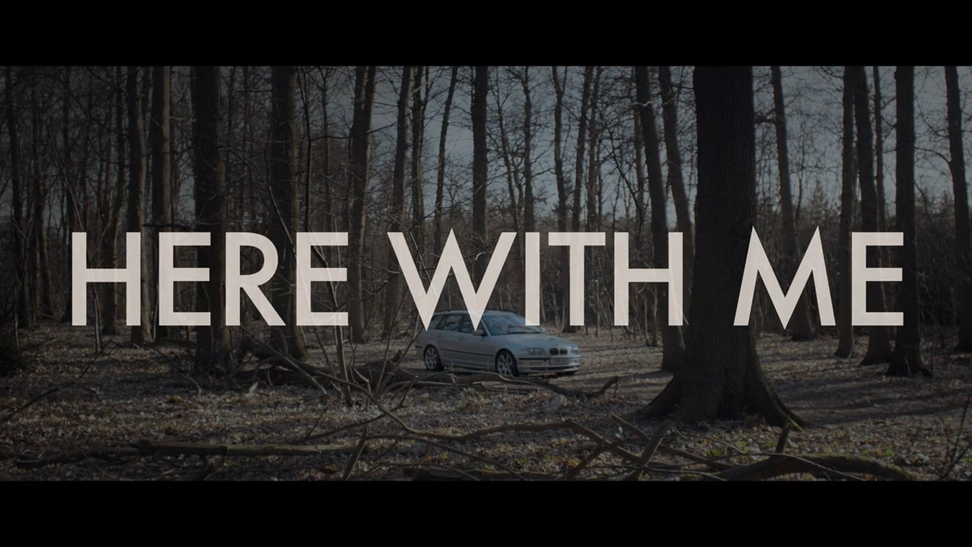 HERE WITH ME -Short