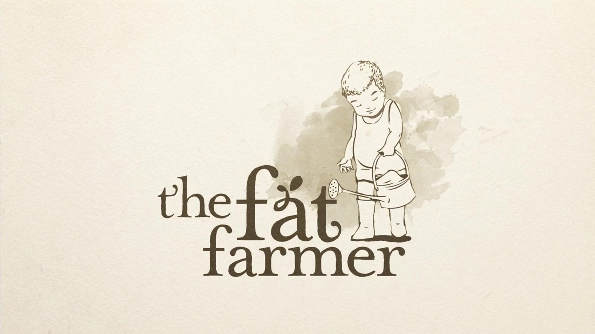 Logo animation - The Fat Farmer