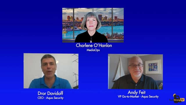 Dror Davidoff and Andy Feit - TechStrong TV